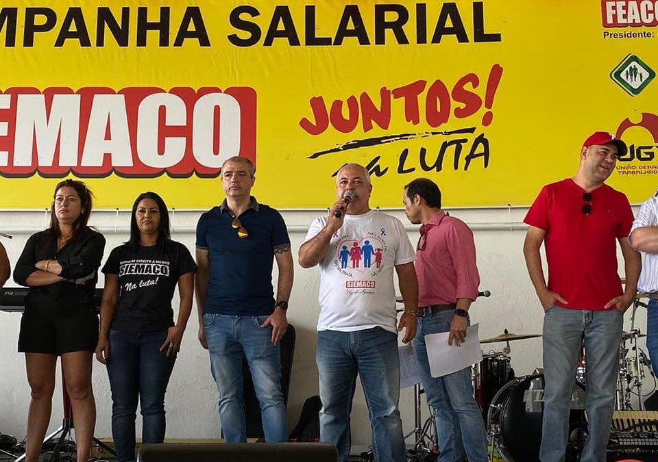 Assembléia SIEMACO Curitiba